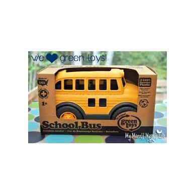 Ekologiško plastiko mokyklinis autobusas 3