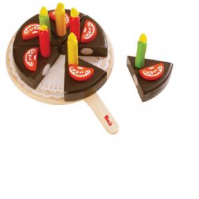 Medinis žaislas Šokoladinis tortas