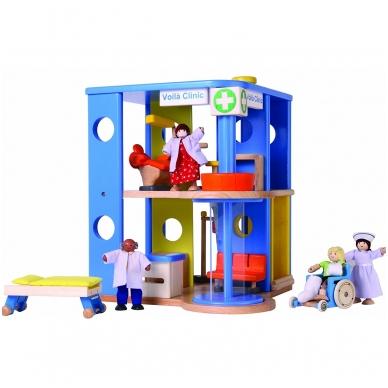 Namas Lėlių ligoninė